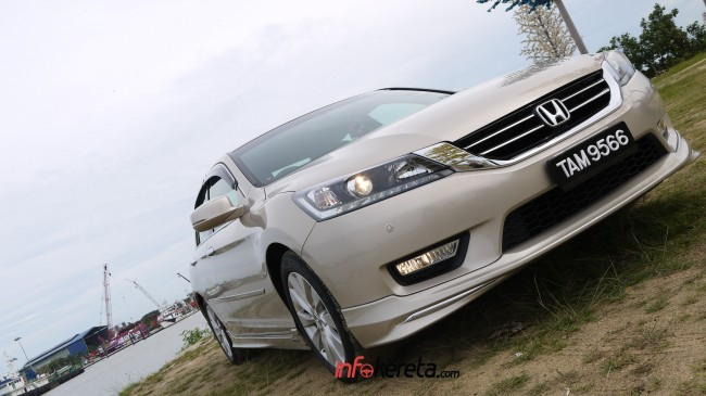 Honda Accord 2.0L