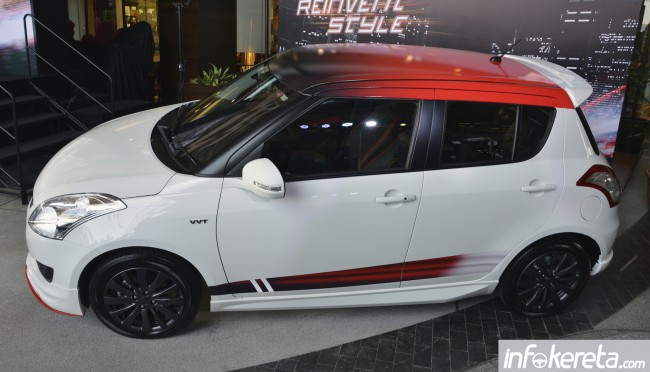 Suzuki Swift RS InfoK 11