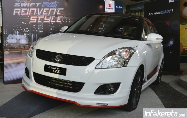 Suzuki Swift RS InfoK 4