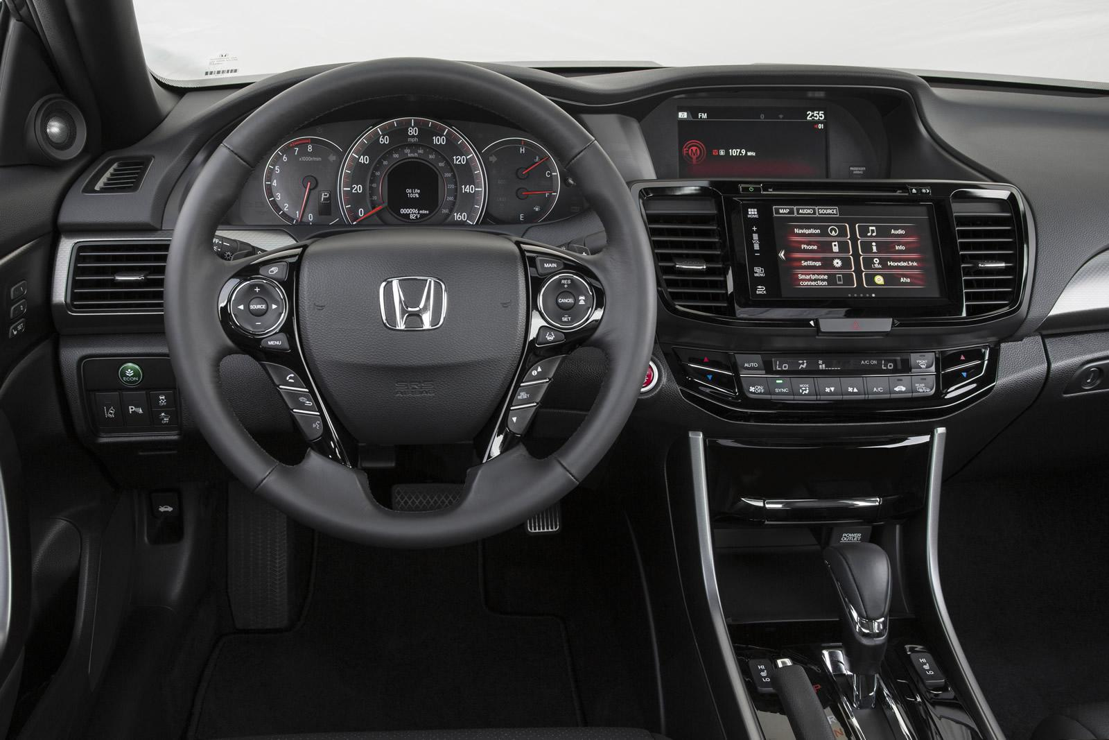 honda accord coupe 2016 20. Black Bedroom Furniture Sets. Home Design Ideas