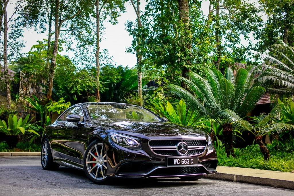 Mercedes-AMG S 63 Coupe (2)