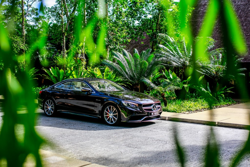 Mercedes-AMG S 63 Coupe (5)