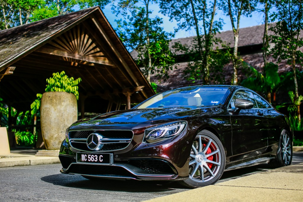 Mercedes-AMG S 63 Coupe (6)