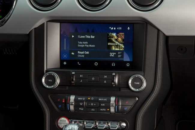 SYNC 3 and Android Auto